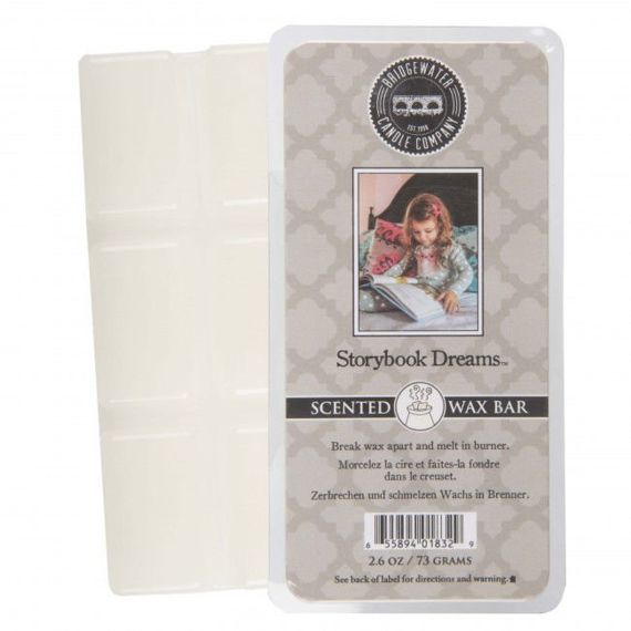 Wosk zapachowy Scented Wax Bar Storybook Dreams Bridgewater Candle