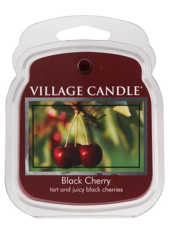 Wosk zapachowy Village Candle Black Cherry