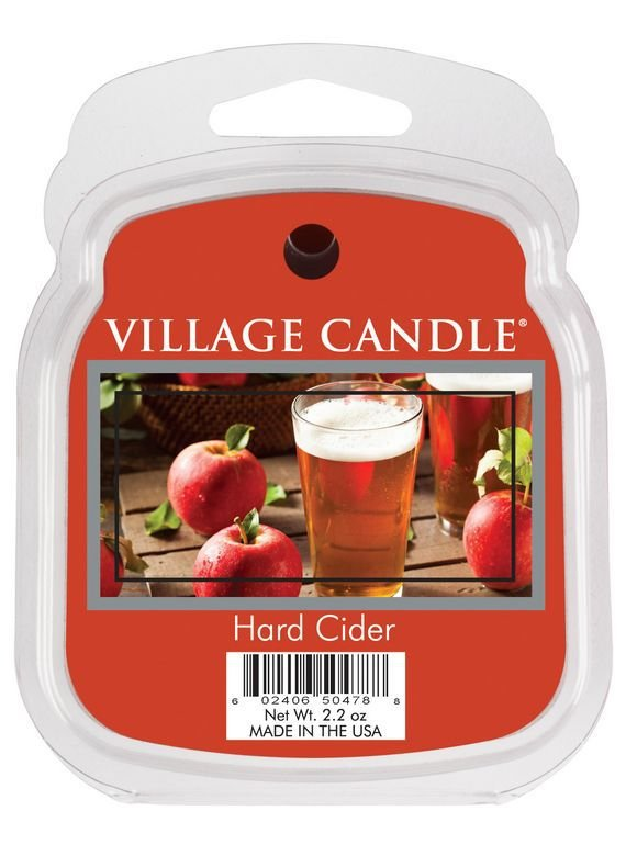 Wosk zapachowy Village Candle Hard Cider