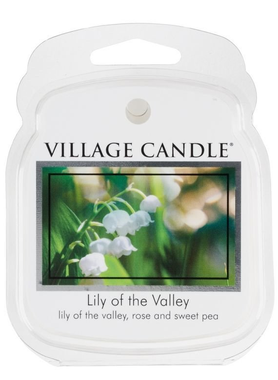 Wosk zapachowy Village Candle Lily OF The Valley