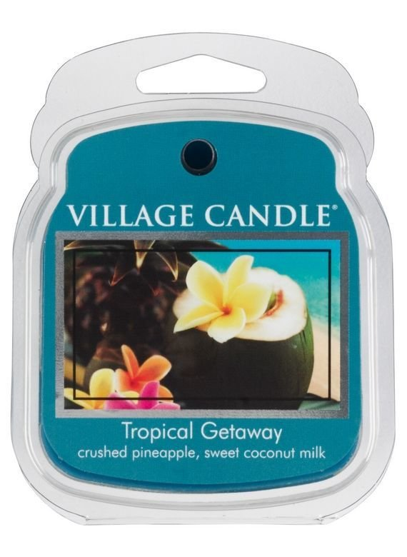 Wosk zapachowy Village Candle Tropical Getaway