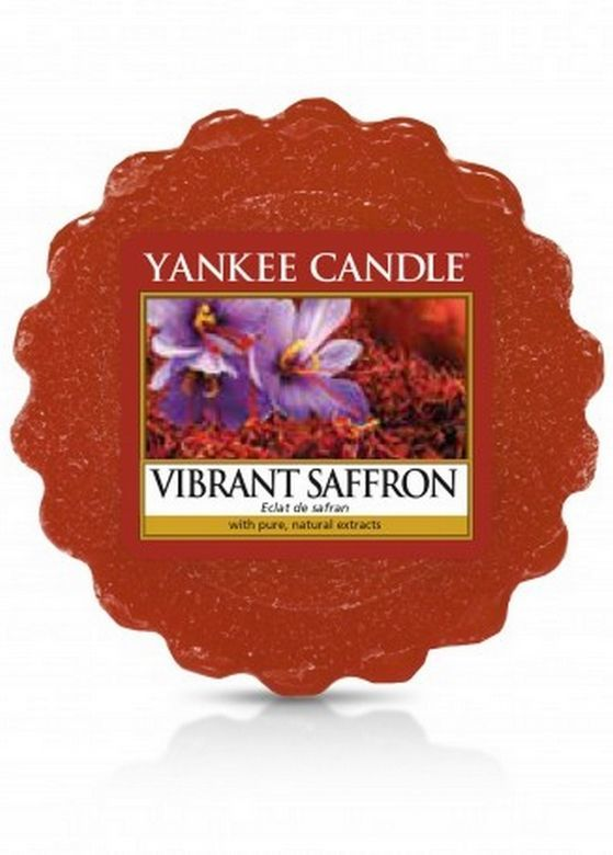 Wosk  zapachowy Yankee Candle VIBRANT SAFFRON