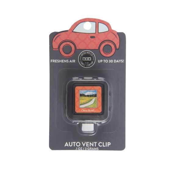 Zapach do auta Car Freshener Open Road Auto Vent Clip 3g Bridgewater
