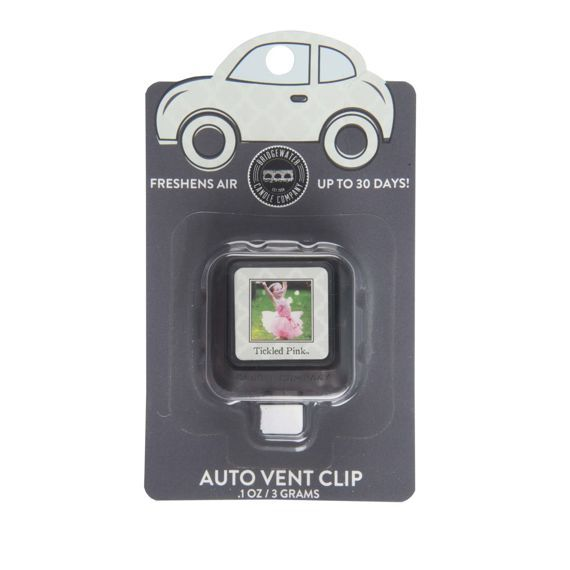 Zapach do auta Car Freshener Tickled Pink Auto Vent Clip 3g Bridgewater
