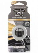 Zapach do samochodu Car vent clip Yankee Candle NEW CAR SCENT
